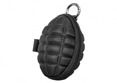 Condor Outdoor Grenade Key Chain Pouch ( Black )