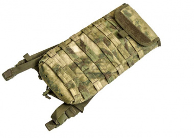 Condor Outdoor MOLLE Hydration Carrier ( A-TACS FG )