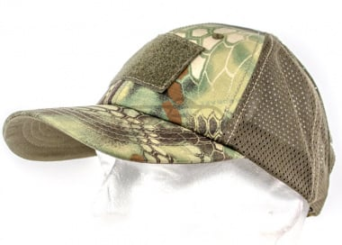 Condor Outdoor Mesh Tactical Cap ( Mandrake )