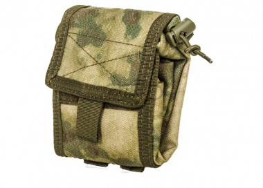 Condor Outdoor MOLLE Roll-Up Utility Pouch ( A-TACS FG ) )