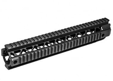 "Dytac Invader 12"" RIS for M4/M16 ( Black )"