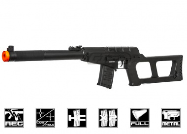 Echo 1 Red Star IGOR Full Metal AEG Airsoft Gun ( Black )