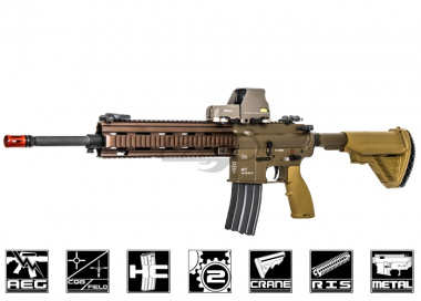 Elite Force H&K M27 IAR AEG Airsoft Gun ( Tan / by VFC )