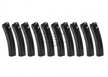 H&K 95 Rounds Magazine for H&K MP5 AEG ( 10 Pack )