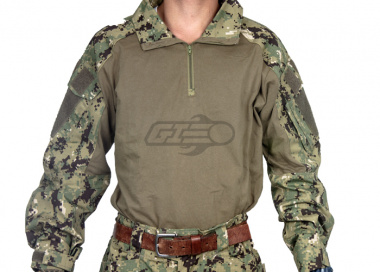 Emerson Gen 3 Combat Shirt By Lancer Tactical ( Jungle Digital XS / S / M / L / XL )