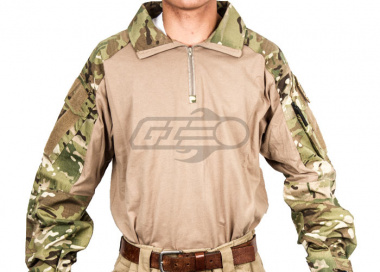 TMC Gen 3 Combat Shirt By Lancer Tactical ( Camo / XL )