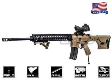 Airsoft GI Custom Polar Star Longbow Desert Battle Rifle Airsoft Gun