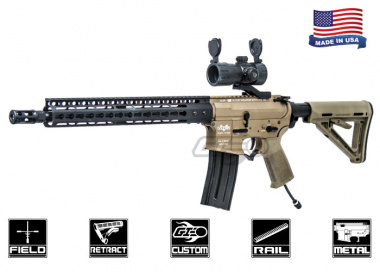 Airsoft GI Custom Polar Star Hunter Desert Carbine Airsoft Gun