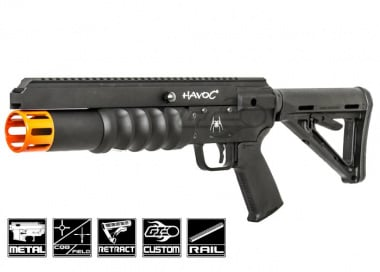Airsoft GI Custom Spike Tactical HAVOC Stand Alone Launcher