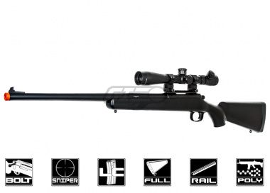 HFC VSR 11 Airsoft Spring Bolt Action Sniper Rifle Airsoft Gun