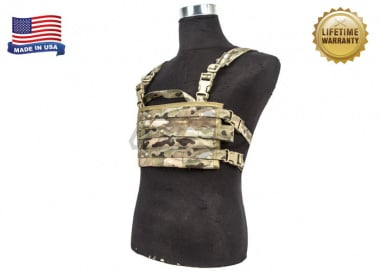 High Speed Gear AO Small Chest Rig ( Multicam )