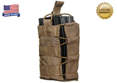 "High Speed Gear ""Soft TACO"" Utility Pouch ( Coyote Brown )"