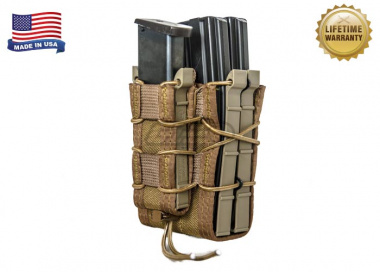 "High Speed Gear ""X2RP TACO"" Magazine Pouch ( Coyote )"