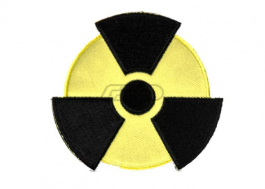 ill Gear Radiation Indicator Velcro Patch