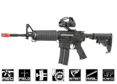 King Arms Nylon M4A1 Carbine Field Pack AEG Airsoft Gun