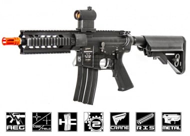 Oberland Arms Full Metal OA-15 M7 by King Arms AEG Airsoft Gun