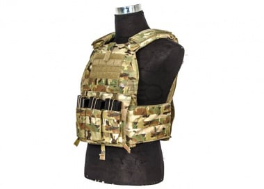 LBX 0094 Speed Draw Plate Carrier ( Multicam )