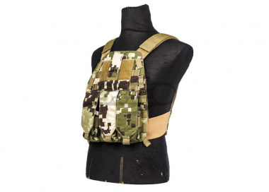LBX Tactical Assault Plate Carrier Panel ( Project Honor Camo )