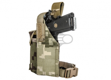LBX Tactical Drop Leg Holster ( Project Honor Camo / Left )