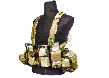 LBX Tactical Lock & Load Chest Rig ( Project Honor Camo )