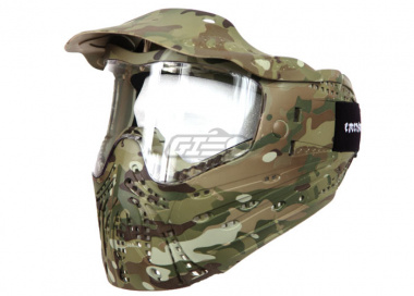 Lancer Tactical Full Face Protection Mask ( Camo Color )