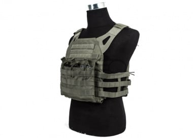 Lancer Tactical JPC Jumpable Plate Carrier ( Foliage Green )