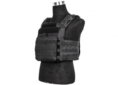 Lancer Tactical Speed Attack Plate Carrier ( Black )