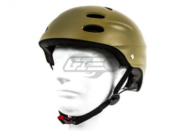 Lancer Tactical Air Force Recon Helmet ( TAN )