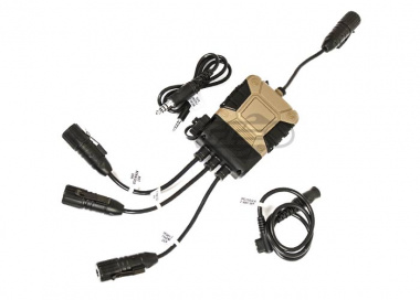 Lancer Tactical Push-To-Talk PRO PTT ( Lite Edition / 2 Pin )