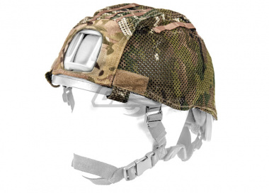 Lancer Tactical MICH 2001 Helmet Cover ( Camo Color )