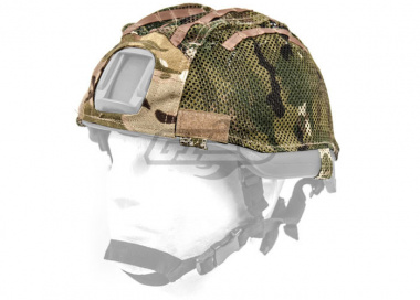 Lancer Tactical MICH 2002 Helmet Cover ( Camo Color )