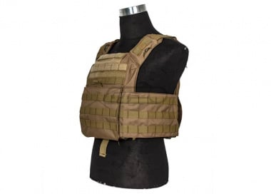 Lancer Tactical Speed Attack Plate Carrier ( Tan )