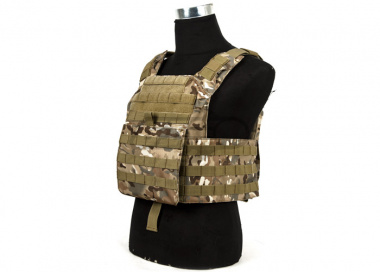 Lancer Tactical Speed Attack Plate Carrier ( Camo )