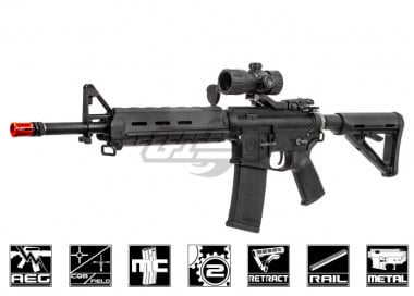 Magpul PTS RM4 Scout Electric Recoil ( ERG ) Airsoft Gun By KWA