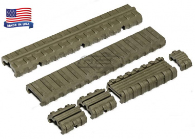 Manta M4 Carbine Length Rail Cover Kit ( OD )
