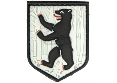Maxpedition Berlin Bear PVC Patch ( Swat )