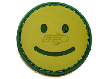 Maxpedition Happy Face PVC Patch ( Arid )
