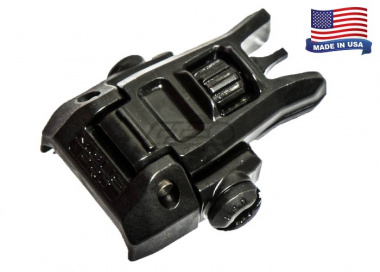 MagPul USA MBUS Pro Steel Back-Up Sight ( Front )