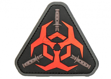 MM Outbreak Response PVC ( Red )