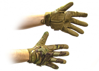 Mechanix Wear M-Pact Gloves 2012 Version ( Multicam / Large )