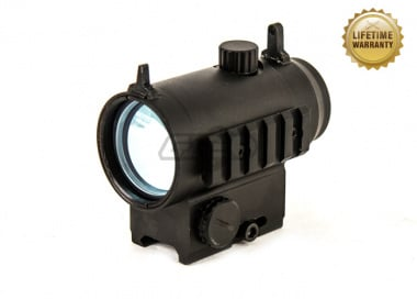 NC Star Compact Red/Green Dot Sights with Fiber Optic Front sight Post