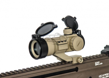 NC Star Tactical Red / Green / Blue Dot Sight ( TAN / Cantilever Mount )