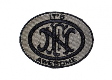 ORCA Industries It's FN Awesome! Patch ( OD )
