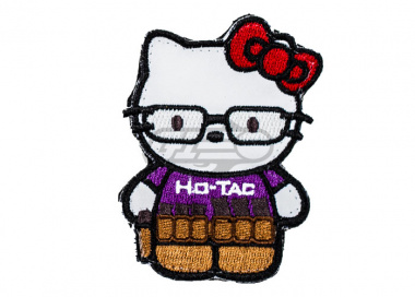 ORCA Industries Kitty Ho-Tac Patch ( Full Color )
