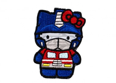 ORCA Industries Kitty Optimus Prime Patch ( Full Color )