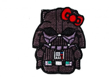 ORCA Industries Kitty Darth Vader Patch ( Full Color )