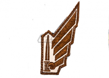 ORCA Industries Starship Troopers Mobile Infantry Patch ( Tan )