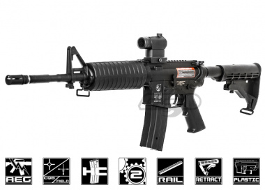 Palco Sport Colt M4A1 Airsoft Rifle Airsoft Gun ( Licensed by Palco Sport )