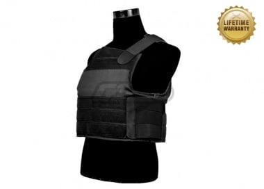 Pantac USA Body Armor Carrier ( Black )