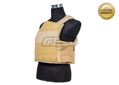 Pantac USA Body Armor Carrier ( Khaki )